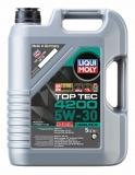 2376 НС-синтетическое моторное масло Top Tec 4200 Diesel 5W-30 5 л