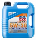39006 НС-синтетическое моторное масло Leichtlauf High Tech LL 5W-30 4 л