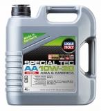 39027 НС-синтетическое моторное масло Special Tec AA Diesel 10W-30 4л