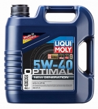 39033 НС-синтетическое моторное масло Optimal New Generation 5W-40 4 л