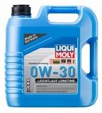 39039 НС-синтетическое моторное масло Leichtlauf Longtime 0W-30 4 л