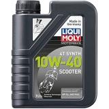 7522 НС-синтетическое моторное масло для скутеров Scooter Motoroil Synth 4T 10W-40 1 л