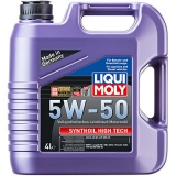9067 Синтетическое моторное масло Synthoil High Tech 5W-50 4 л