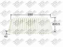 A1019 Фильтр воздушный
