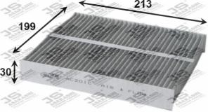 AC201C Фильтр салонный