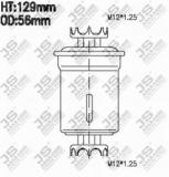 FS6001U Фильтр топливный