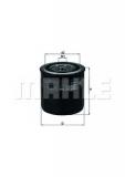 OC 140 Фильтр масляный
