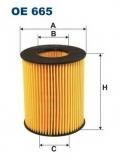 OE665 (O406) Фильтр масляный