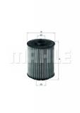 OX160D Фильтр масляный