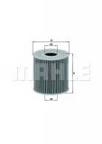 OX339/2D Фильтр масляный