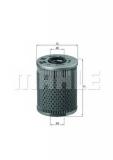 OX68D Фильтр масляный