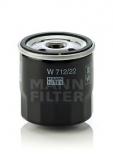 W712/22 (OC 90) Фильтр масляный